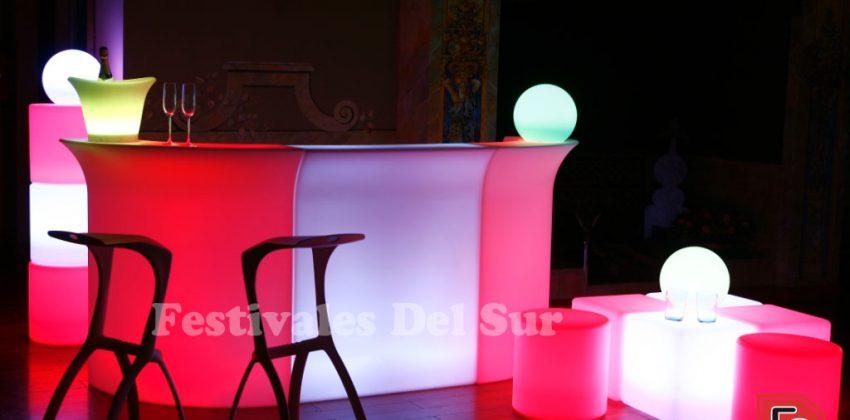 Muebles de LEDS