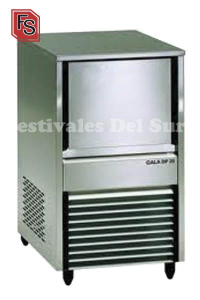 Maquina de cubitos de hielo