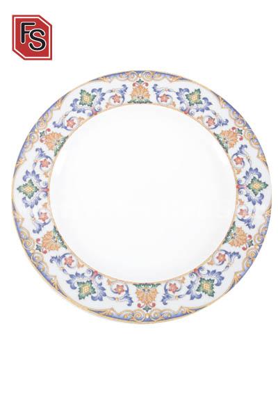 Plato de presentación cerámica
