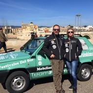 Festivales del Sur participa en un rally solidario por el desierto de Marruecos