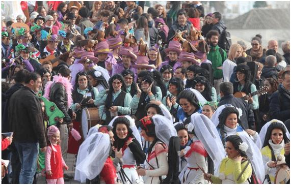 Los cordobeses despiden a lo grande el Carnaval