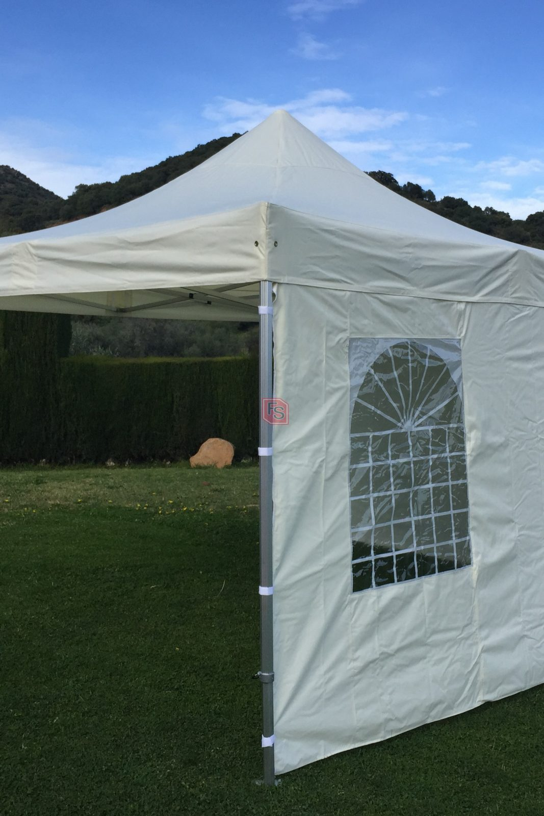 Gazebo plegable 4x4
