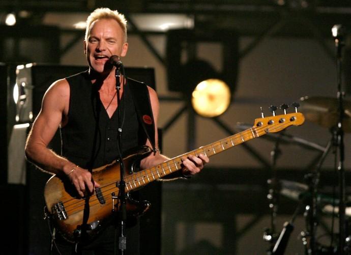 49th Annual Grammy Awards - Show