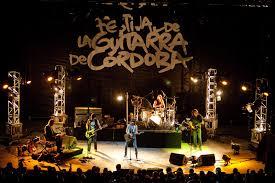 festival dela guitarra cordoba escenario