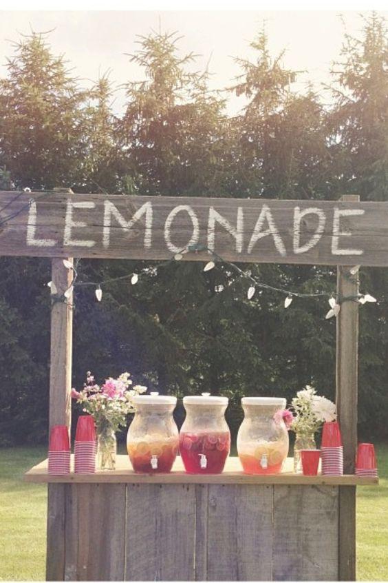 Foto limonadas
