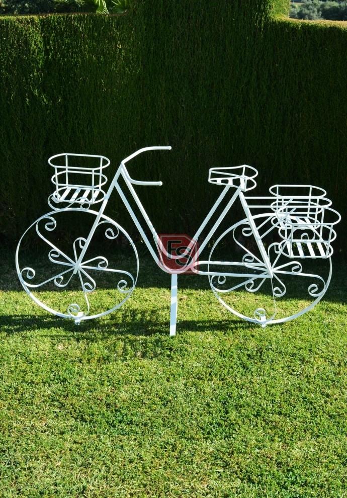 Bicicleta de forja