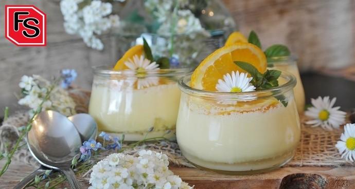 Cremas ligeras y frescas para las bodas en verano.