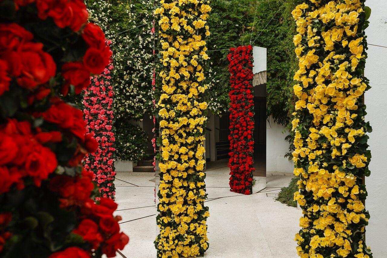 FLORA. Festival Internacional de las flores