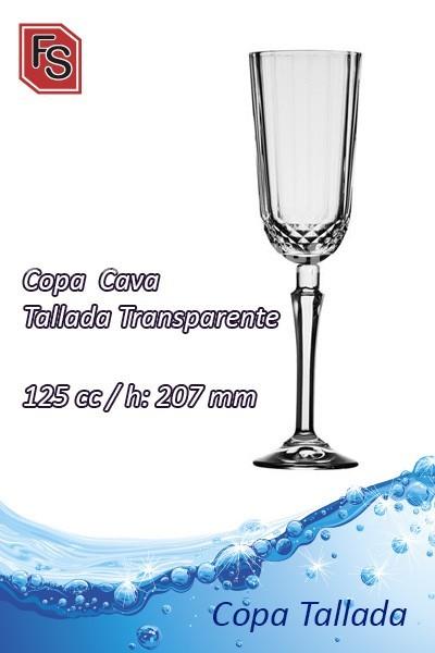 Copa Cava Tallada