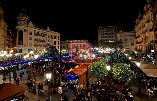 Mercadillo de Navidad. Fuente: Córdoba 24