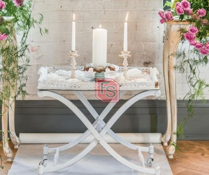 Las flores en una boda. Fuente: Pinterest.