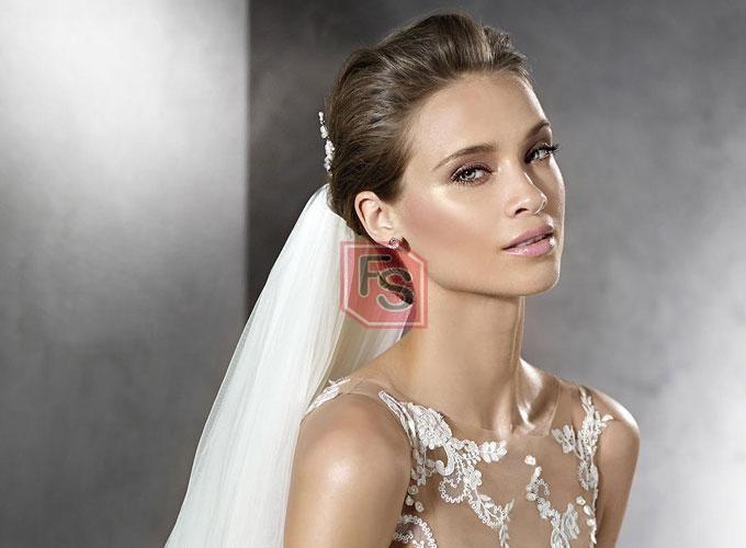 Maquillaje de novias. Fuente: Marie Claire.es