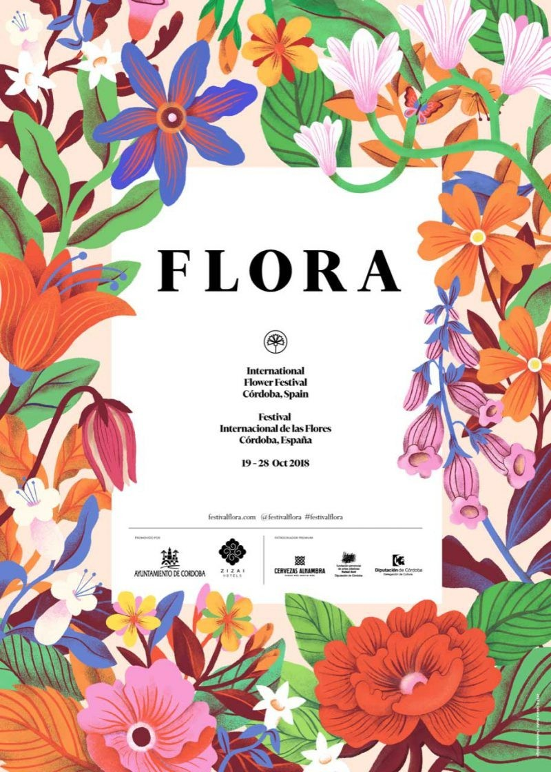Festival Internacional de las Flores 2018 - Festivales del Sur