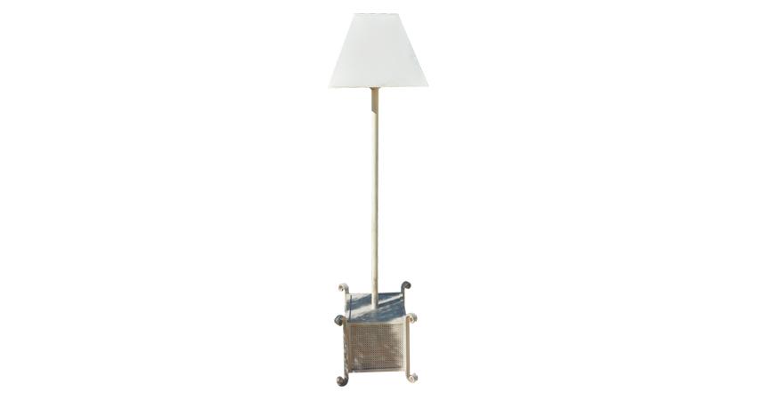 Lámpara Forja de Batería