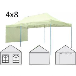 Gazebo Plegable 4×8 M