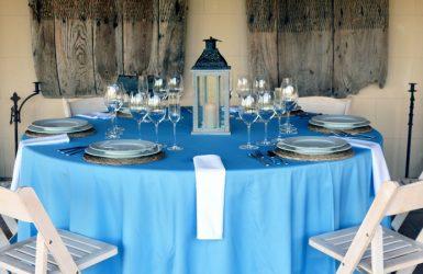 Centros de mesa para tu boda. Tendencias 2020
