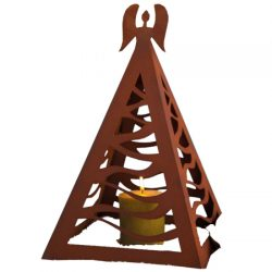 Pirámide Óxido
