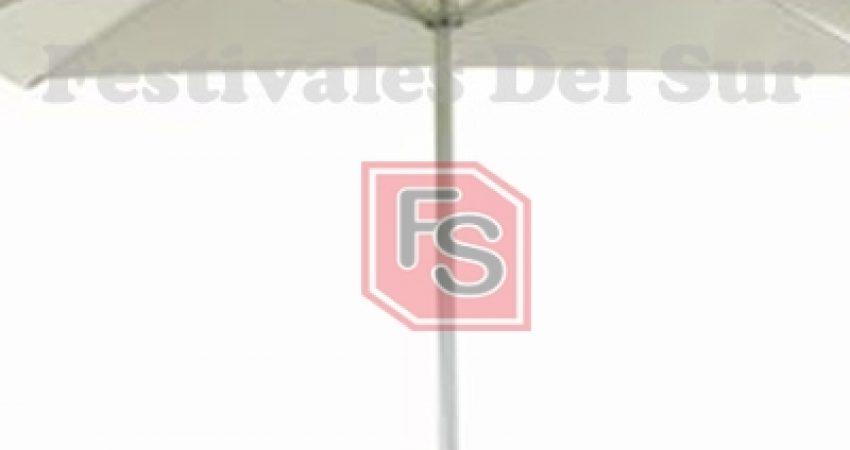Sombrilla Cuadrada 3×3 M