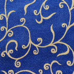 Cubre Azul Flores