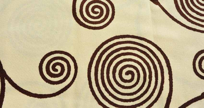 Cubre Espiral Chocolate