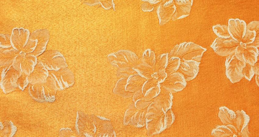 Cubre Oro Flores