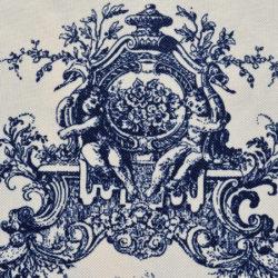 Mantel Cartujano Azul
