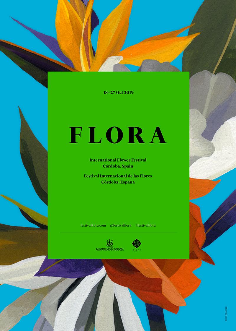 Nueva edición de Flora: el festival de la flores