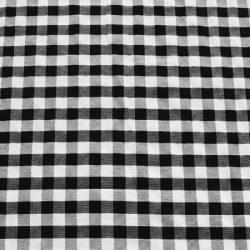 Mantel Vichy Negro